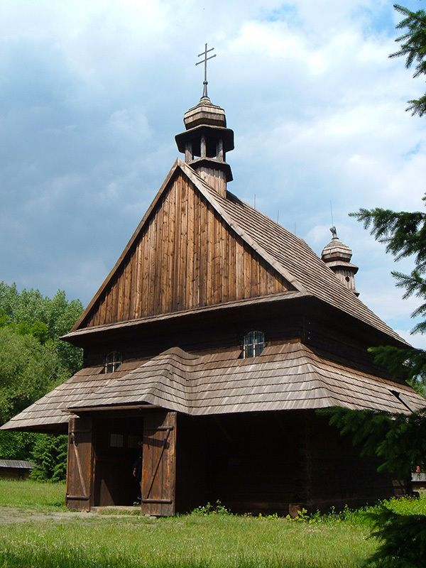 Skansen - Górnośląski Park Etnograficzny, WPKiW, Chorzów, Poland