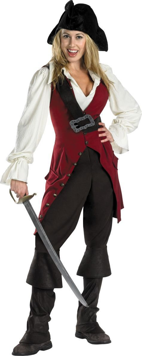 Adult Pirates of the Caribbean Elizabeth Costume - Party City