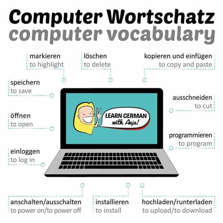 1023 best Deutsch Lernen images on Pinterest | German grammar ...