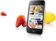 Recept, drinkar och vintips för iPhone