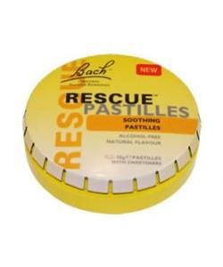 Bach Rescue Pastilles Original 50g Bach Rescue Pastilles have been especially formulated using the Original Bach Flower Remedy formula for use by the whole family, including pets and animals. http://www.MightGet.com/january-2017-11/bach-rescue-pastilles-original-50g.asp