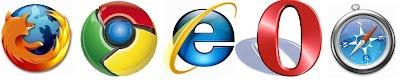 Chrome supera a Internet Explorer segun StatCounter