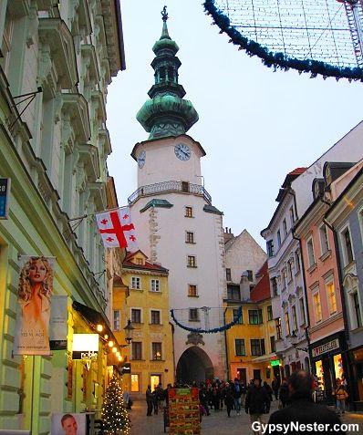 Bucket list item: Bratislava, Slovakia! See more: http://www.gypsynester.com/bratislava.htm #travel #europe