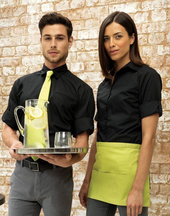 Best 25 waiter uniform ideas on pinterest restaurant for Restaurant t shirt ideas