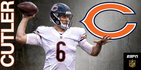 TOUCHDOWN CHICAGO.  Jay Cutler BARRELS his way into the end zone for the TD.  Bears lead Vikings 20-13.