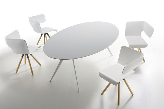 Visitors chairs-Side chairs | Office chairs | Twiss | Design. Check it out on Architonic