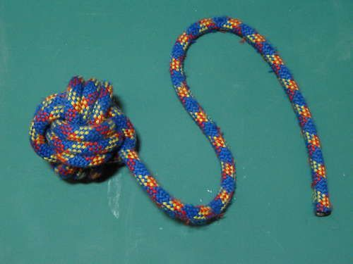 Diy Rope Toys For Agent Chaos Whippies Pinterest