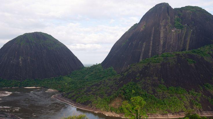 Cerros de Mavecure - Guania