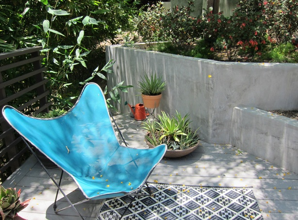Tour Transformation Of East Los Angeles Hilltop Home And Garden   Urban  Gardens