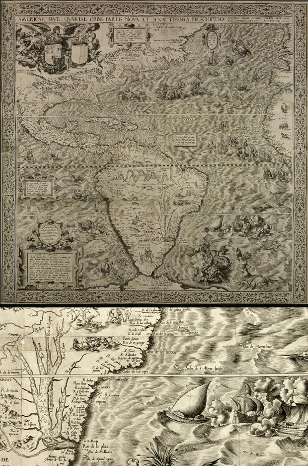 92 best Maps Antique images on Pinterest Antique maps, Old maps - copy flat world survival map download