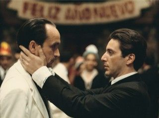 """""""I know it was you Fredo... You broke my heart"""" Michael and Fredo Corleone"""