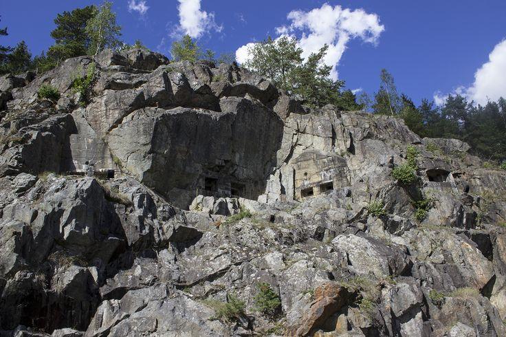 Bunker at Fossum bridge - Askim and Spydeberg, Norway - Album on Imgur