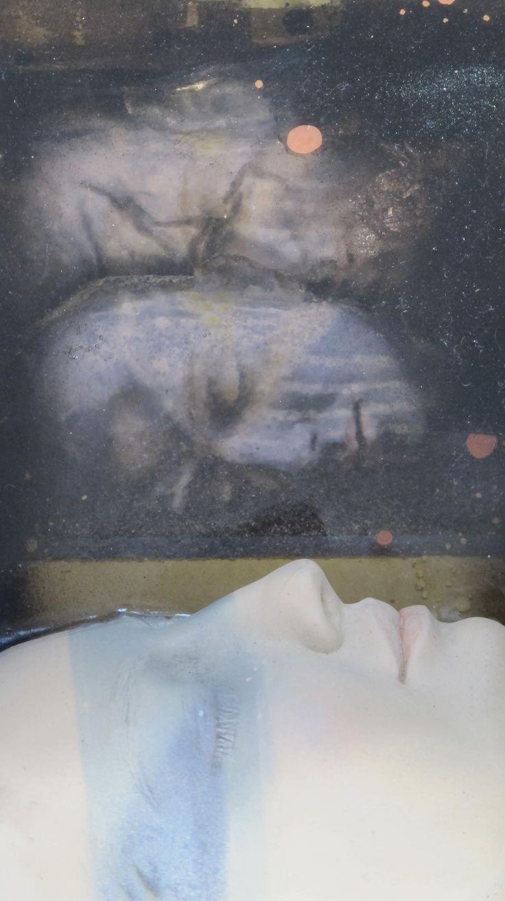 exposición de la artista Monica Ramirez en OnA...