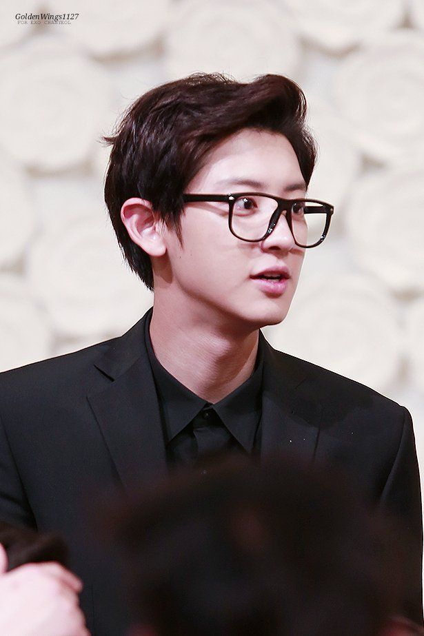 [HQ] Chanyeol - 171021 Jang Jinyoung (SM's vocal trainer) Wedding