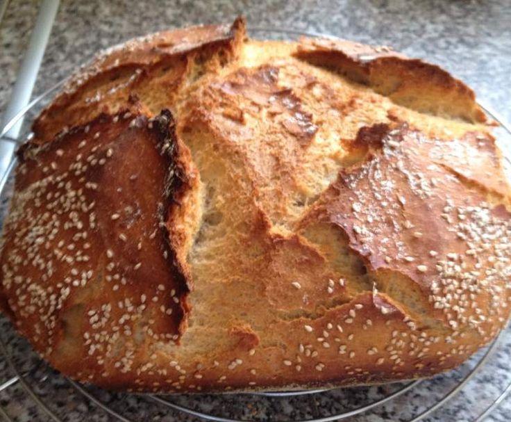 Rezept Sonnenkruste von mausi2906 - Rezept der Kategorie Brot & Brötchen