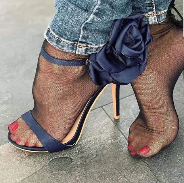 Stiletto heels, Pantyhose heels, Heels
