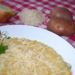 Filippínó krumplis rizs