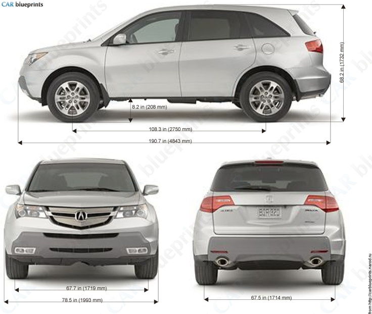 Acura MDX... I Know, Keep Dreaming