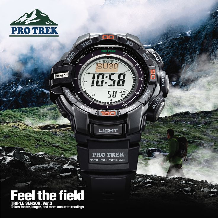 Upto 20% off on ‪#‎Casio‬ ProTrek Collection!!