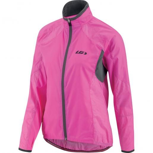 WOMEN'S LUCIOLE RTR CYCLING JACKET - one of many innovative product in our hi-viz collection