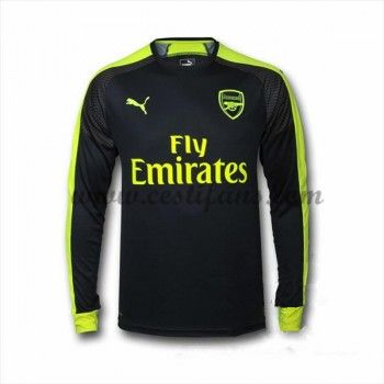 Arsenal Fotbalové Dresy 2016-17 3rd dres Dlouhým Rukávem