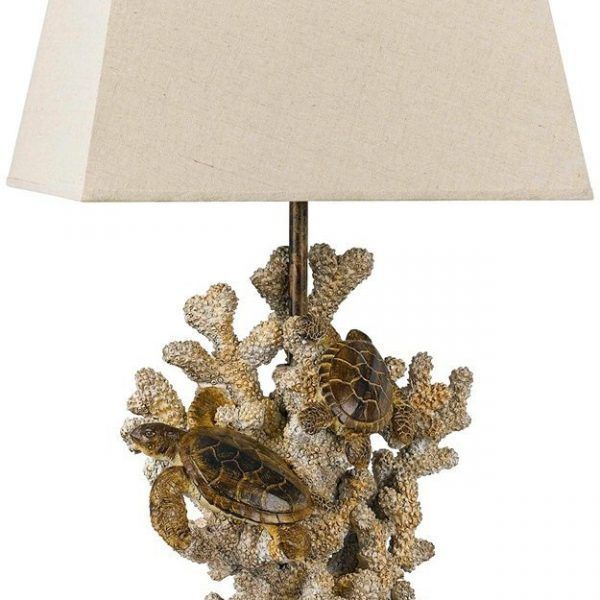 Coral Lamps Beach Themed Lamps Coral Lamp Beachfront Decor
