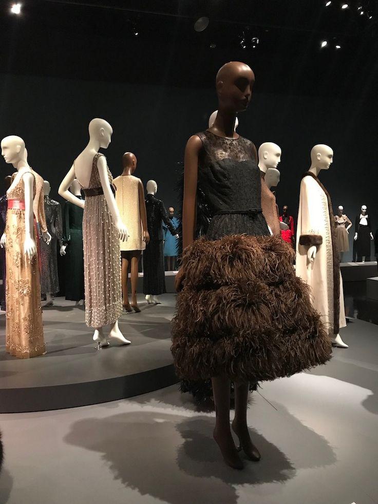 El glamour de una época: Norman Norell en el museo / Blocdemoda.com - Cultura Moda