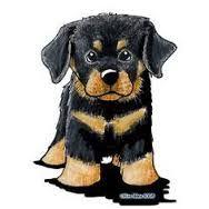 Prentresultaat vir comic pictures of rottweilers