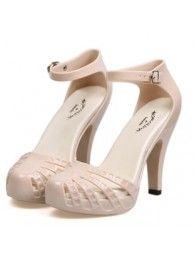 2013 Melisse jöle ayakkabı kadın yüksek topuklu sandaletler