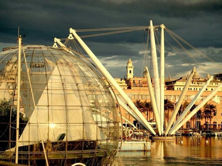 Genova #expo #bigo #sfera