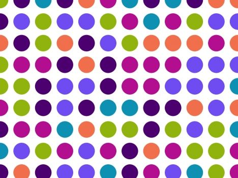 This PowerPoint template will make a nice spotty background for a Baby Record Book. Polkadot PowerPoint Background