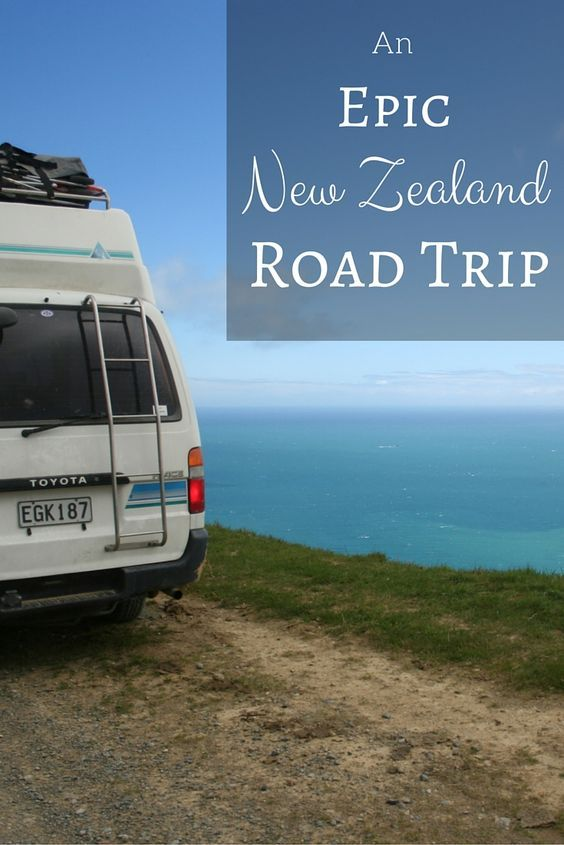 Backroad Planet   An Epic New Zealand Road Trip   An American family embarks on a 2-month road trip around the North and South Islands of New Zealand.