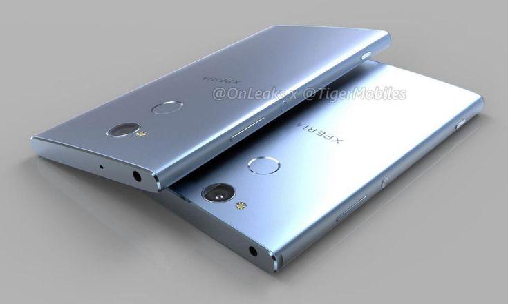 3D Renders: Sony Xperia XA2, XA2 Ultra And Xperia L2 Leaked [Video]