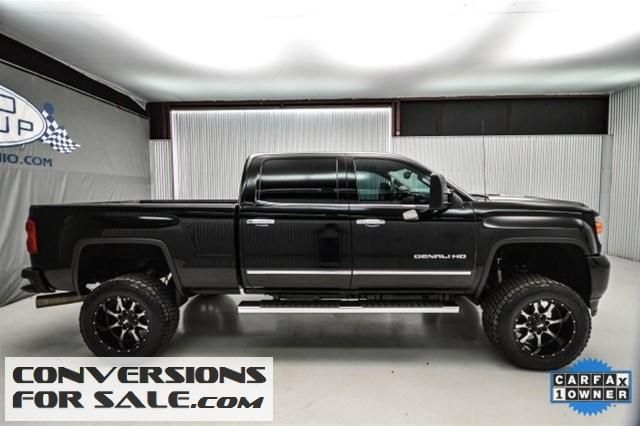 used 2015 gmc sierra 2500hd denali diesel lifted truck lifted chevy gmc trucks for sale. Black Bedroom Furniture Sets. Home Design Ideas