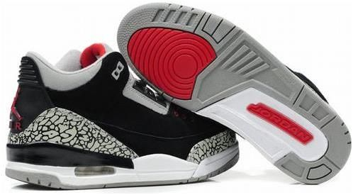 Air Jordan III Anti fur-007