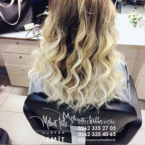 Dünyanın en seçkin saç bakım markalarını, İzmit'in tek prestijli markası Mehmet Tatlı' da bulabilirsiniz Bilgi ve Rezervasyon 0262 335 27 05 - 0262 335 40 65 #hair #beauty #saç #makyaj #mehmettatlıizmit #mehmettatlı #gelinsaçı #cool #blonde #sarışın #sarısaç #saçbakım #kerastase #haircare #weddinghair http://turkrazzi.com/ipost/1517638222950683749/?code=BUPu-xIh9Rl
