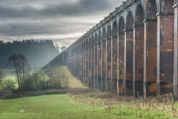 Ouse Valley Viaduct (Balcombe, Sussex, England) by Nick Powell