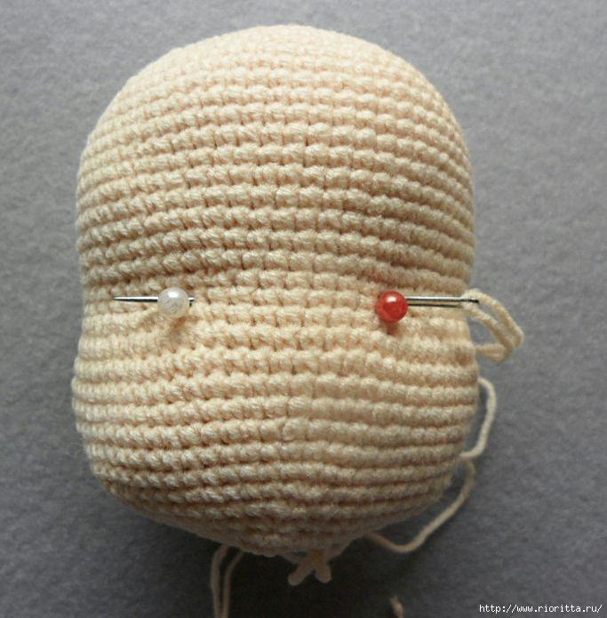 Amigurumi Bebek Yapılışı 12
