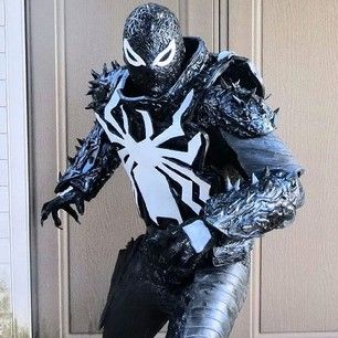 38 best images about Agent Venom on Pinterest | Cosplay ...