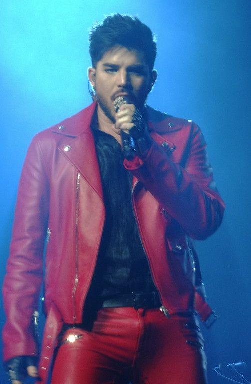 Queen & Adam Lambert Stockholm 2017 - swoosh14