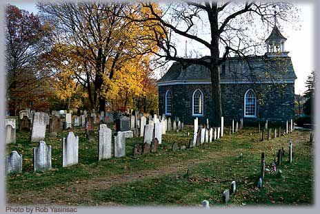 Sleepy Hollow Cemetery, White Plains, NY- famous burials include Washington Irving, Andrew Carnegie, Elizabeth Arden, Leona Helmsley and William Rockefeller.