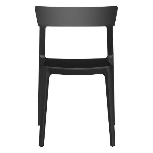 Calligaris Skin Stacking Chair $258