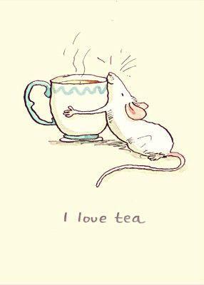 """""""I love tea"""" Anita Jeram (scheduled via http://www.tailwindapp.com?utm_source=pinterest&utm_medium=twpin&utm_content=post25892080&utm_campaign=scheduler_attribution)"""