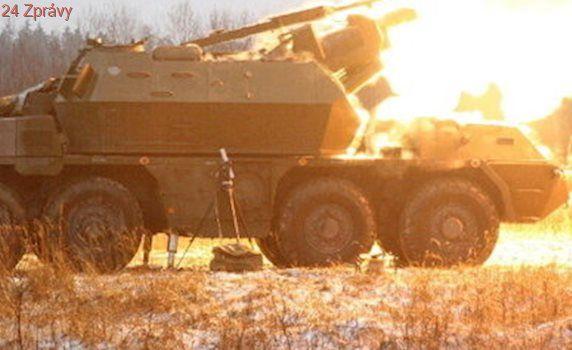 Česká armáda modernizuje dělostřelectvo, USA nabízejí starší houfnice