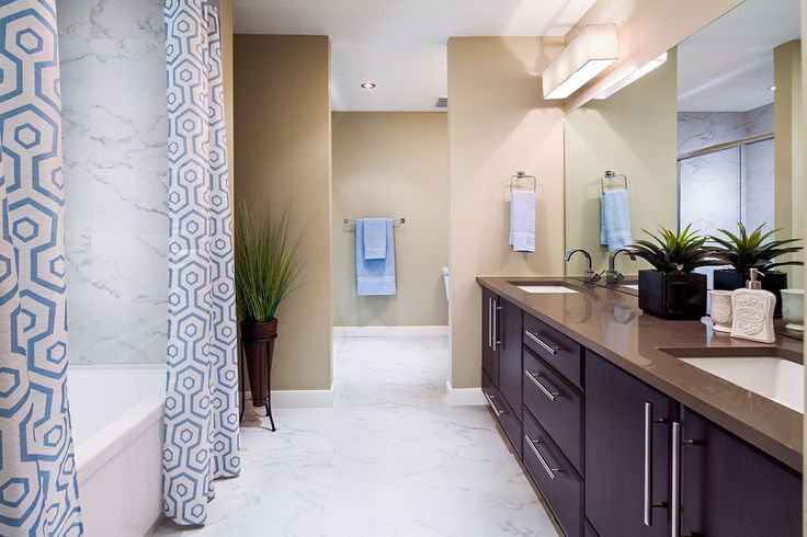 Luxurious bathroom at St.Johns St.