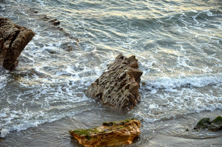 Shifting tides... Santa Barbara, CA