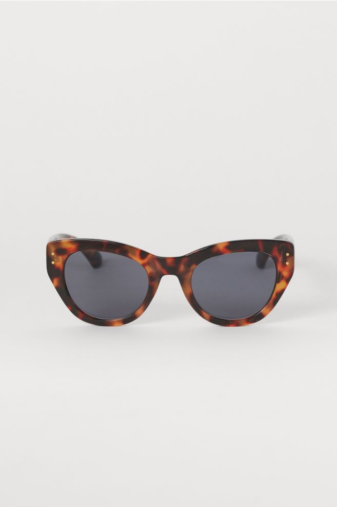 3a0967810e496 Sunglasses - Dark brown tortoiseshell-ptrn. - Ladies