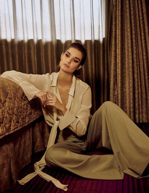 Ophelie Guillermand - Vogue México Janeiro 2018