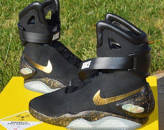 "Nike Air Mag - ""Air Mag Elite"" Customs | By Kickasso Kustom"