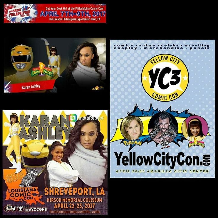 @karanashley next destination is The Great Philadelphia Convention and she has 2 more after.  #trentonnjpromoter #karanashley #karan #teamkaran #theordermovie #Beatmaticsupports #actorslife #mightymorphinpowerrangers #mmpr #powerrangerszeo #pinkranger #tvactor #television #powerrangers #turbo #mightymorphin #beatmaticartwork #powerrangersturbo #entertainment #yellow #2017Unleashed #philly #philadelphia #expo #oaks #comiccon #cosplay #yellowranger #pa #classdismissedseries